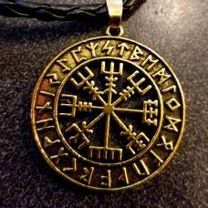 Vegvisir Rune necklace