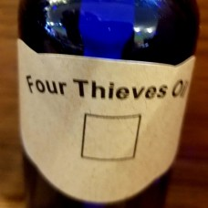 Four Thieves oil