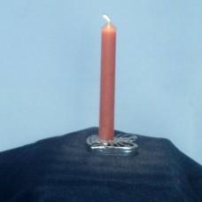 Orange Chime Candle