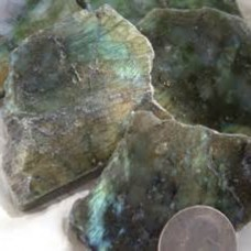 Rough Labradorite